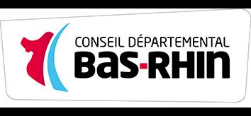 Logo département Bas-Rhin