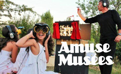 Amuse-musées, quand les musées s'animent pour les enfants