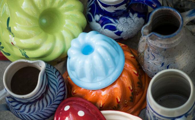 Villages potiers-Musée de la poterie