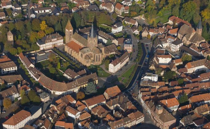 Cité fortifiée