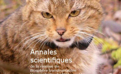 Les annales scientifiques de la réserve de biosphère Vosges du Nord-Pfälzerwald