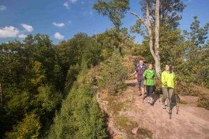 La randonnée dans les Vosges du Nord