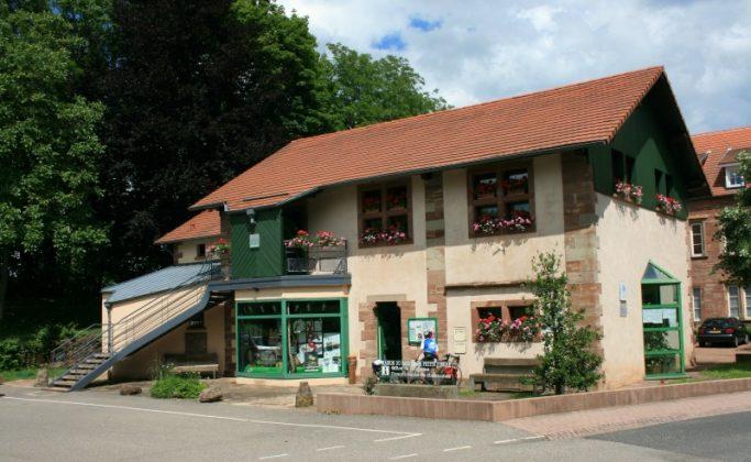 Office de tourisme de Hanau – La Petite-Pierre
