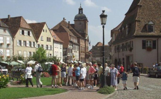 Office de Tourisme du Pays de Wissembourg