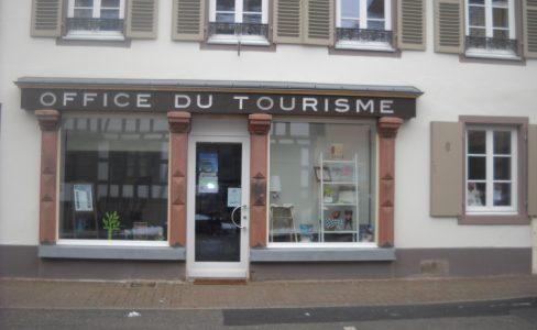 Bureau d'information touristique de l'Alsace Verte