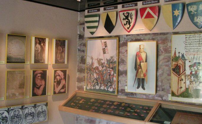 Maison des châteaux forts des Vosges du Nord