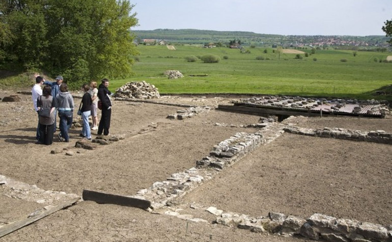 La villa gallo-romaine de dehlingen : actualité archéologique