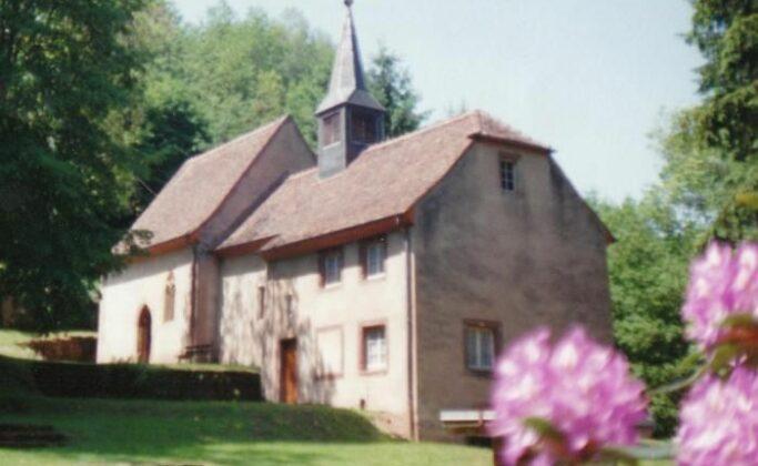 La chapelle Sainte Vérène