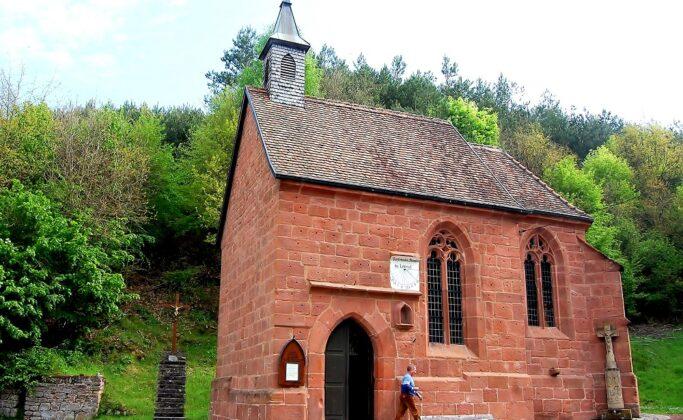 La chapelle Notre Dame de la Miséricorde