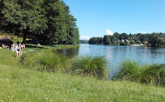 L'étang de Haspelschiedt
