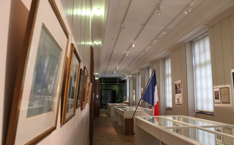 Visite guidée de l'exposition saverne 1918, le grand tournant