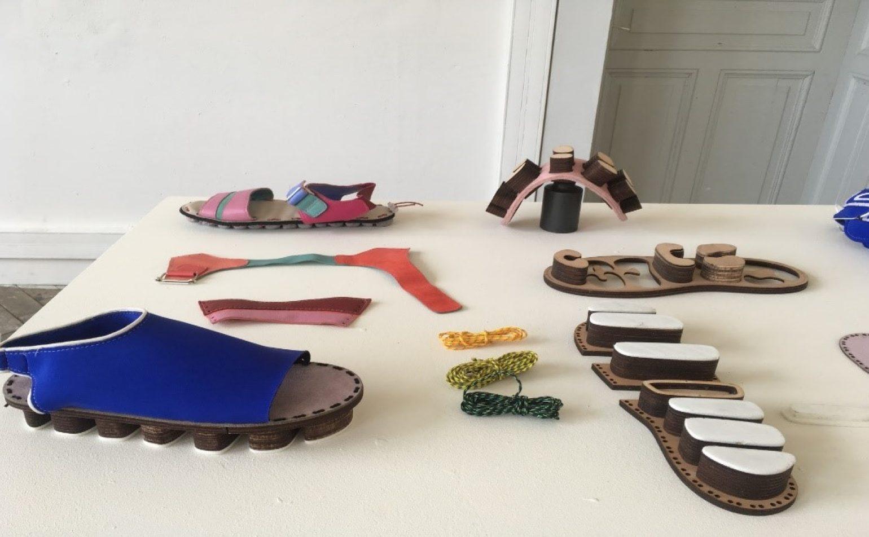 Amuse-musées : la vie secrète des chaussures