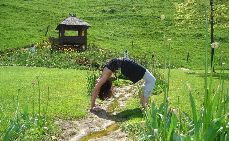 Eveil des sens : pause yoga & cristal