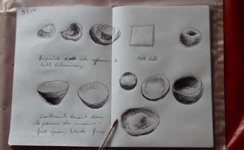 Preuschdorf, Regards d'artistes sur le Carreau Clémenceau et ses abords